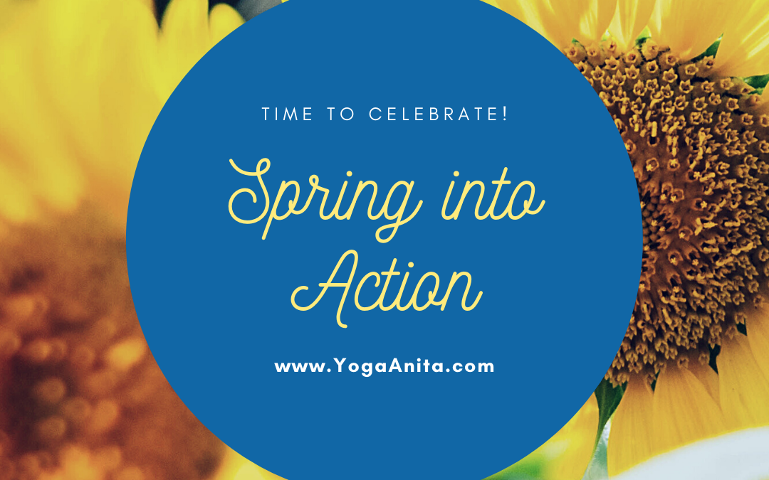 New Session: Spring Into Action!