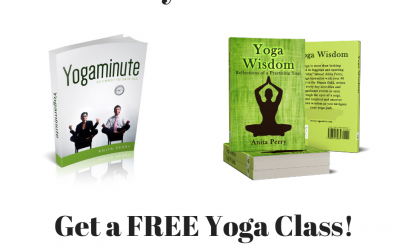 A Yoga offer for you and mom!